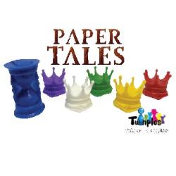 Jeux de société - Twinples Paper Tales