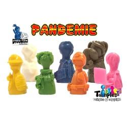 Jeux de société - Twinples Pandemie