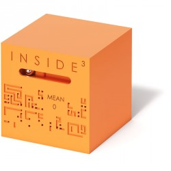 Casse-tête - Inside Ze Cube : Mean0 orange