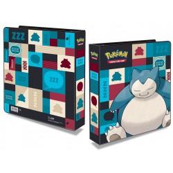Classeur Ultra Pro Pokémon Snorlax - Ronflex