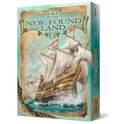 Jeux de société - Race to the New Found Land