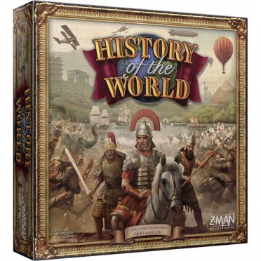 Jeux de société - History of the World