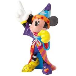 Figurine Disney Britto Mickey Mouse Sorcier mini