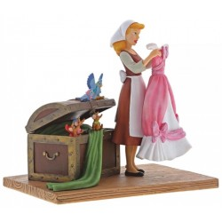 Figurine Disney Enchanting La surprise de Cendrillon