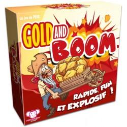 Jeux de société - Gold and Boom