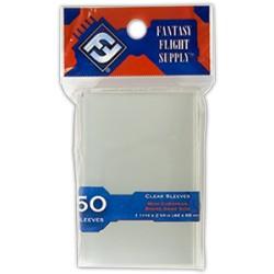 Board Game Sleeves 50 pochettes Mini European 44 x 68 mm