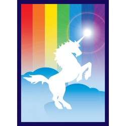 Protèges-cartes illustré Legion Unicorn small