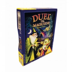 Jeux de société - Duel de Magiciens
