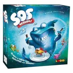 Jeux de société - SOS Requins