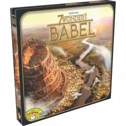 Jeux de société - 7 Wonder Duel - Babel