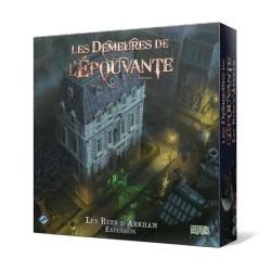 Jeux de société - Les Demeures de l'Epouvante - Les Rues d'Arkham
