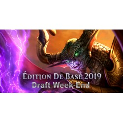 Draft Weekend Edition de Base 2019