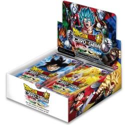 Booster Dragon Ball Super Card Game - Les mondes Croisés z - Cross Worlds boite complète - 05/07/18