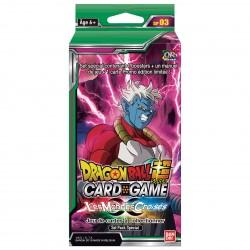 Pack Spécial Dragon Ball Super Card Game SP03 - Les mondes Croisés z - Cross World 05/07/18