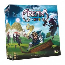 Jeux de société - Arkans