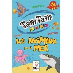 Jeux de société - Tam Tam Mix Max : Les Animaux de la Mer