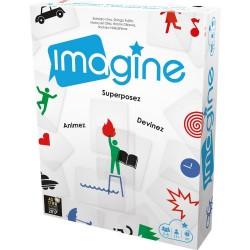 Jeux de société - Imagine