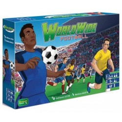 Jeux de société - Worldwide Football