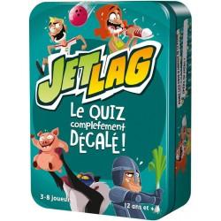 Jeux de société - Jet Lag