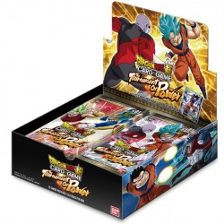 Booster Dragon Ball Super Card Game - TB01 The Tournament of Power boite complète - 30/08/18