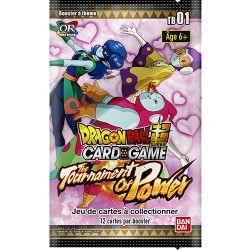 Booster Dragon Ball Super Card Game - TB01 The Tournament of Power