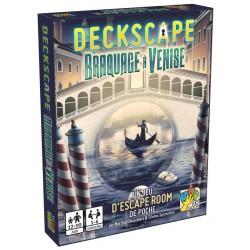 Jeux de société - Deckscape - Braquage à Venise