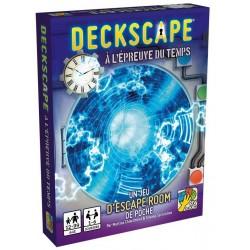 Jeux de société - Deckscape - À l'Épreuve du Temps