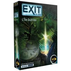 Jeux de société - Exit : L'Île Oubliée