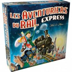 Jeux de société - Les Aventuriers du Rail Express