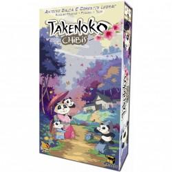 Jeux de société - Takenoko ext. Chibis