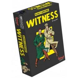 Jeux de société - Blake & Mortimer - Witness