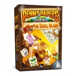 Jeux de société - Penny Papers Adventures : Skull Island