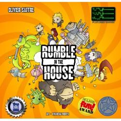 Jeux de société - Rumble in the House