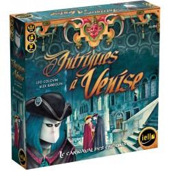Jeux de société - Intrigues à Venise