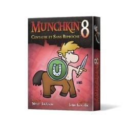 Jeux de société - Munchkin 8 - Centaure et Sans Reproche