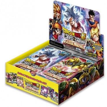 Booster Dragon Ball Super Card Game - Colossal Warfare boite complète