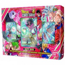 Gift Box 2018 Dragon Ball Super Card Game