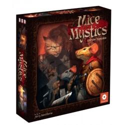 Jeux de société - Mice & Mystics