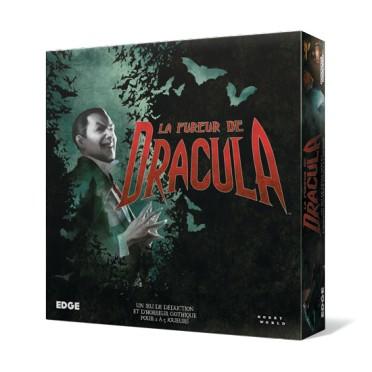 Jeux de société - La Fureur de Dracula