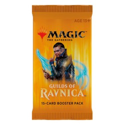 booster Magic Guilds of Ravnica