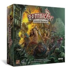Jeux de société - Zombicide - Black Plague : Green Horde