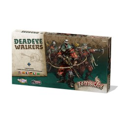 Jeux de société - Zombicide : Black Plague - Deadeye Walkers