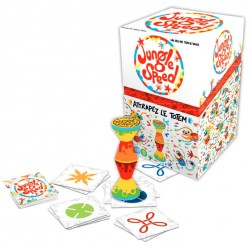 Jeux de société - Jungle Speed : Skwak - Boîte à gorge