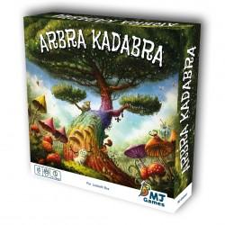 Jeux de société - Arbra Kadabra
