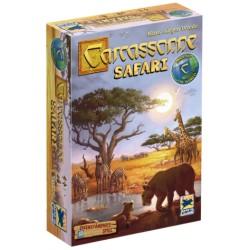 Jeux de société - Carcassonne Safari