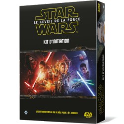 Star Wars Réveil de la Force : Kit d'initiation