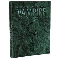Vampire : La Mascarade. Edition 20ème anniversaire.