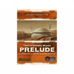 Jeux de société - Prélude - Extension Terraforming Mars