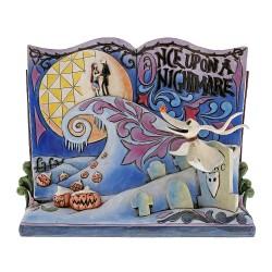 Figurine Disney Tradition Storybook L'Etrange Noël de Mr Jack