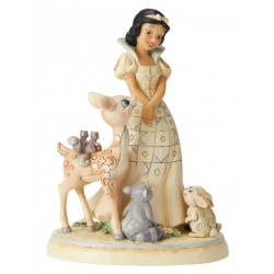 Figurine Disney Tradition Blanche Neige - Snow White Wonderland